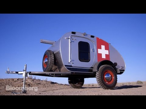 How a Retro Camping Trailer is Made