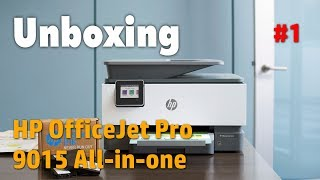 How To Install Printer] HP OfficeJet Pro 9015 All-in-one On