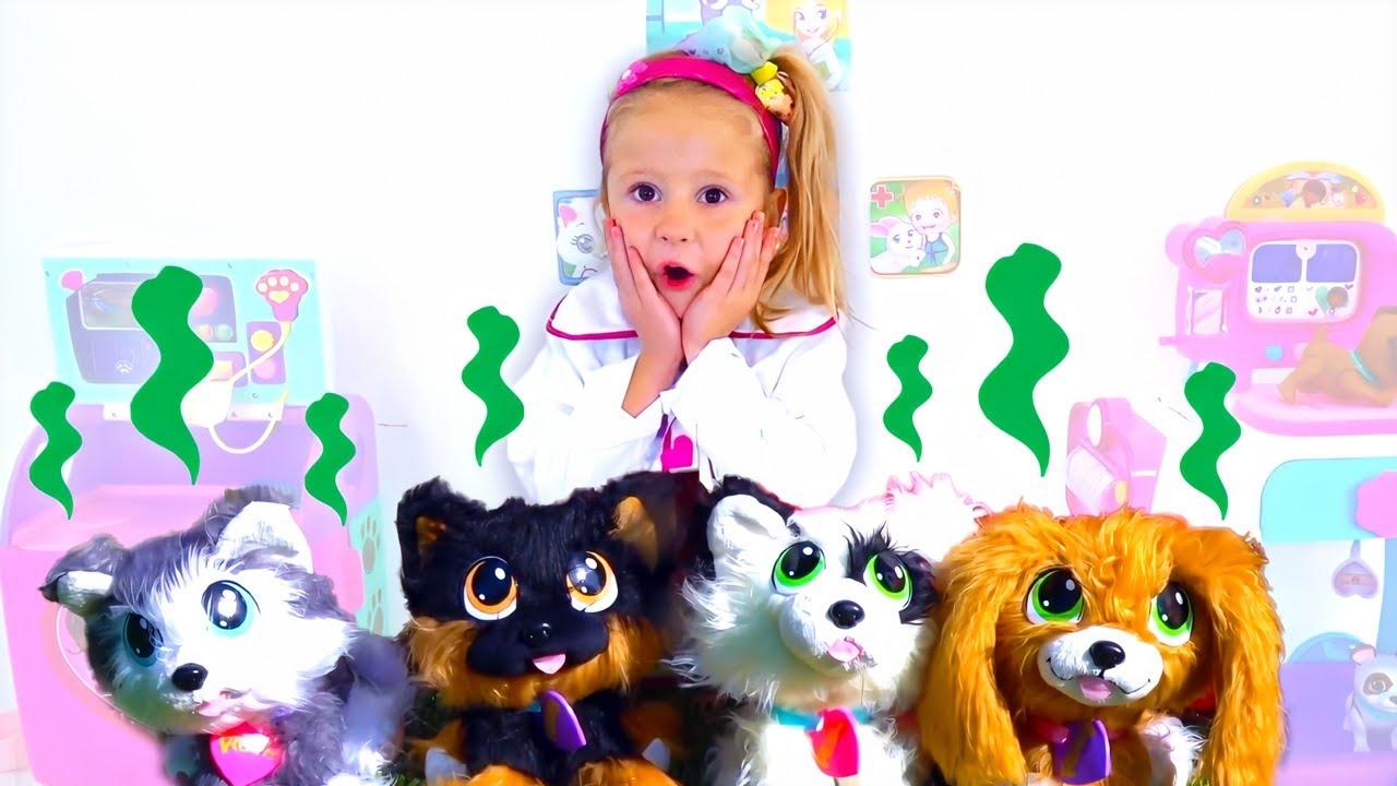 Download Stacy juega en una clínica de mascotas
