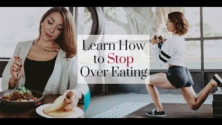 How To Stop Overeating + HIIT Workout to Speed Metabolism