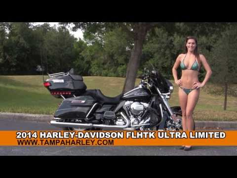 New 2014 Harley Davidson Electra Glide Ultra Limited Motorcycle For Sale