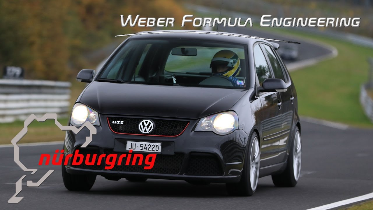 vw polo 9n3 gti cup edition n rburgring nordschleife tf. Black Bedroom Furniture Sets. Home Design Ideas