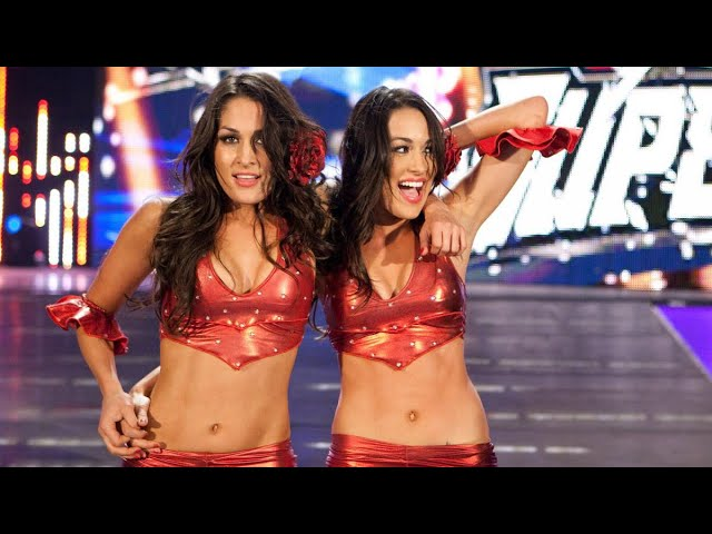 The evolution of The Bella Twins