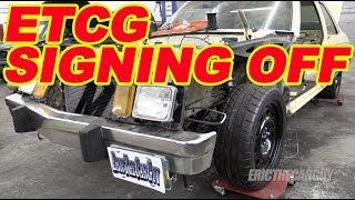 ETCG Signing Off
