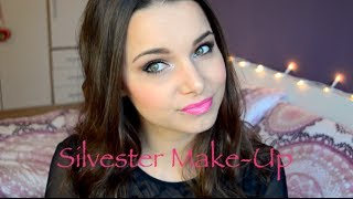 Jules Vlogmas ❄Tag 21 #Silvester Makeup 2013