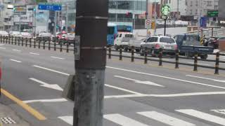 금정구 장전동 롯데마트 사라진 후 부산버스들(4)