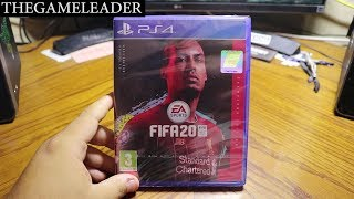 FIFA 20 [Champions Edition] 4 Days Early (PS4) - Unboxing