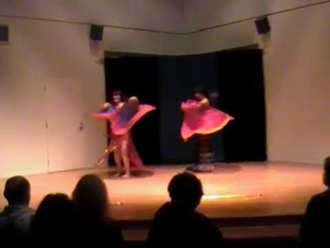 Daleela and Sabriayh - Mother/Daughter Duet Performance