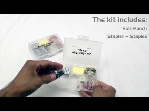 Mini Stationery Kit | Promotional Products By Promo Direct