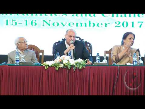 Conference on Peace in South Asia by PIIA Day 01