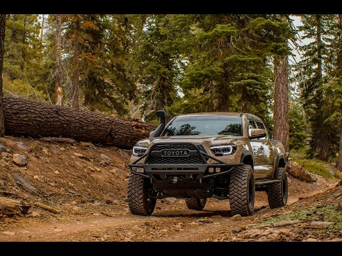 Skid Plate For Tundra//Sequoia 2nd Gen 3 inches Chrome Bumper Push Bull Bar Relocation Kit