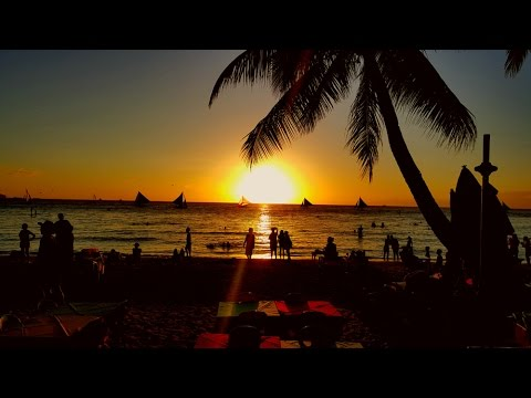 Night Life in Boracay