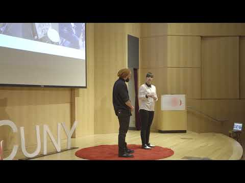 Our Emotional Advice Kid | Adam Ortiz, Jasmine Aequitas | TEDxCUNY