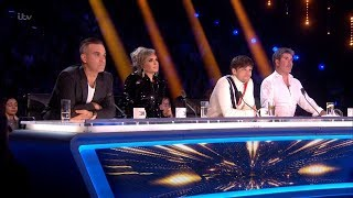 The X Factor UK 2018 Results Live Shows Round 2 Winner of the Sing-Off Full Clip S15E18