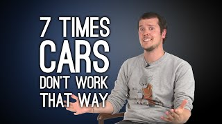 7 Times Cars Don