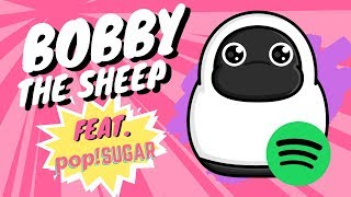 BOBBY THE SHEEP feat. pop!SUGAR ( HAPPY CATCHY MUSIC! Electronic Pop Song)