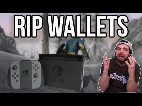 The Nintendo Switch is STEALING My Wallet in November | RGT 85