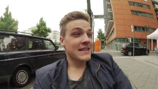 RATTENALARM in Berlin!! Hilfe! TV-Dreh mit EsKay