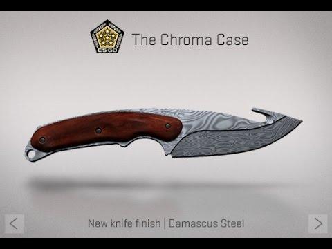 cs go gut knife damascus steel mw showcase how i got it youtube