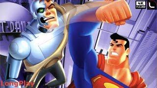 GC - Superman: Shadow of Apokolips - Full Game Walkthrough [4K:60FPS]