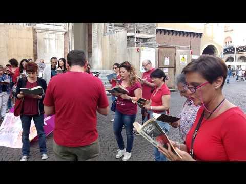 Flashmob Mantova