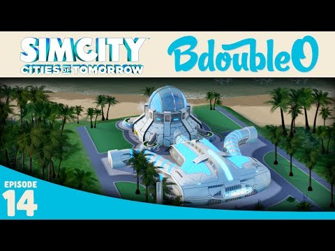 SimCity Cities of Tomorrow :: Fusion Power! :: E14