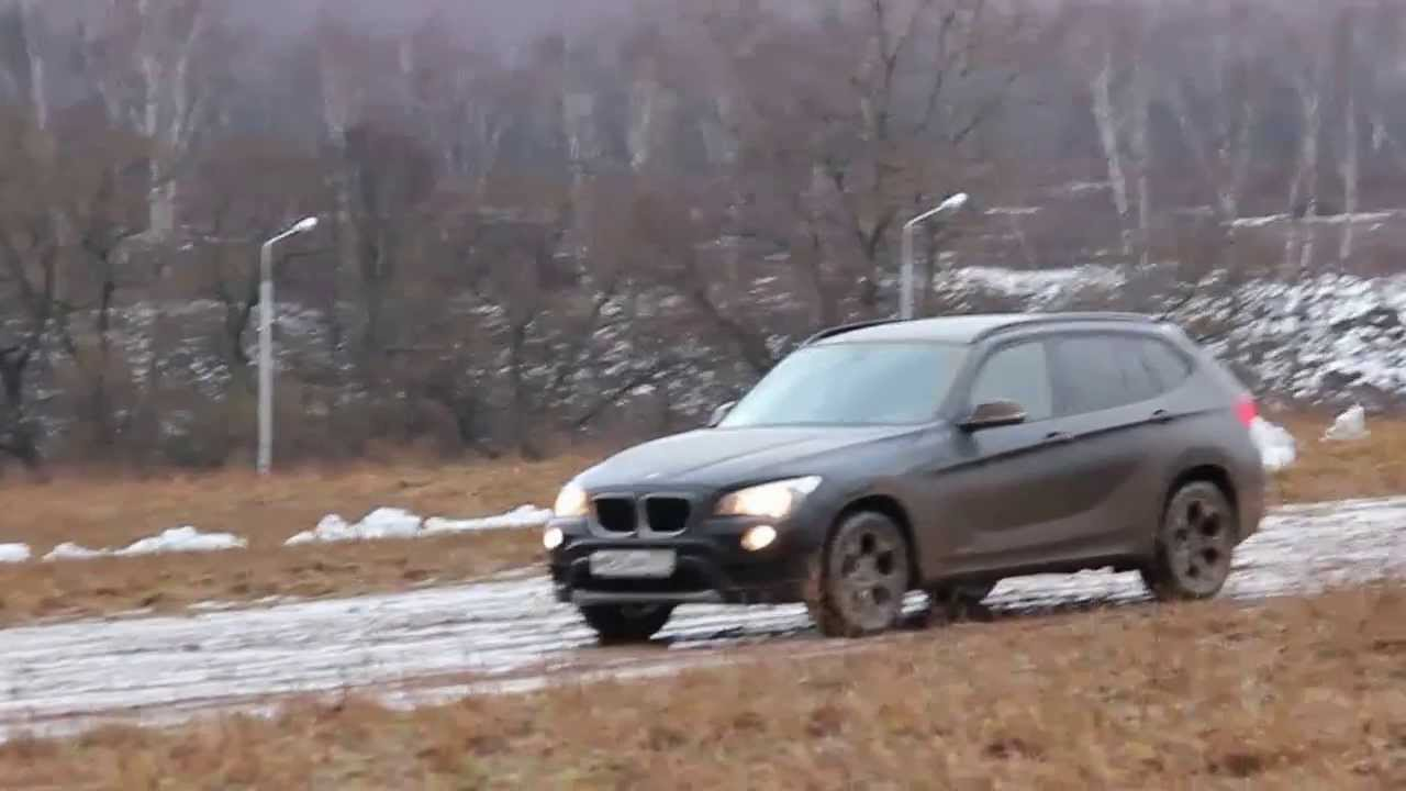 bmw x1 off road first test part2 youtube. Black Bedroom Furniture Sets. Home Design Ideas