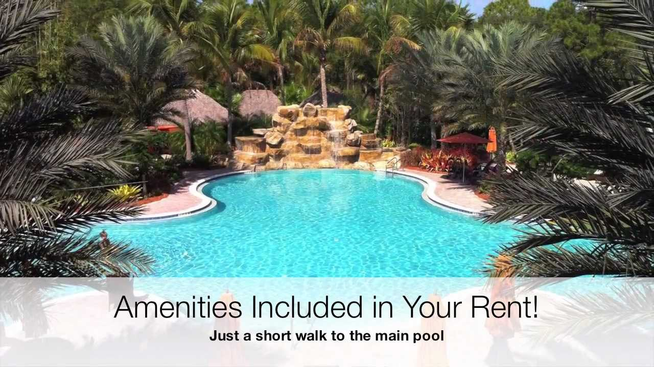 Annual Rentals In Ol 233 At Lely Resort Naples Florida Youtube