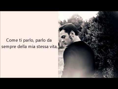 Tiziano Ferro - La Fine (con testo)