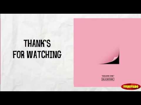 BLACKPINK - WHISTLE Lyrics (karaoke With Easy Lyrics)
