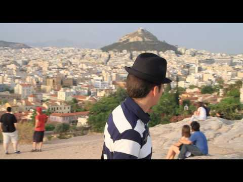 Exploring one day in Athens
