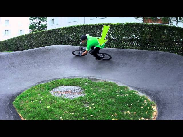 GORILLA Bike - Pumptrack: Kurven (20/22) D