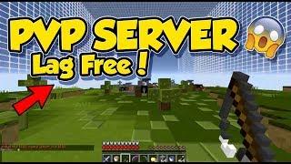 Best Cracked PVP Server IP 2017 | Minecraft PVP