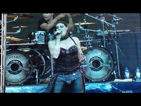 NIGHTWISH - Bless The Child - Tuska Open Air, Helsinki, Finland 30.6.2013