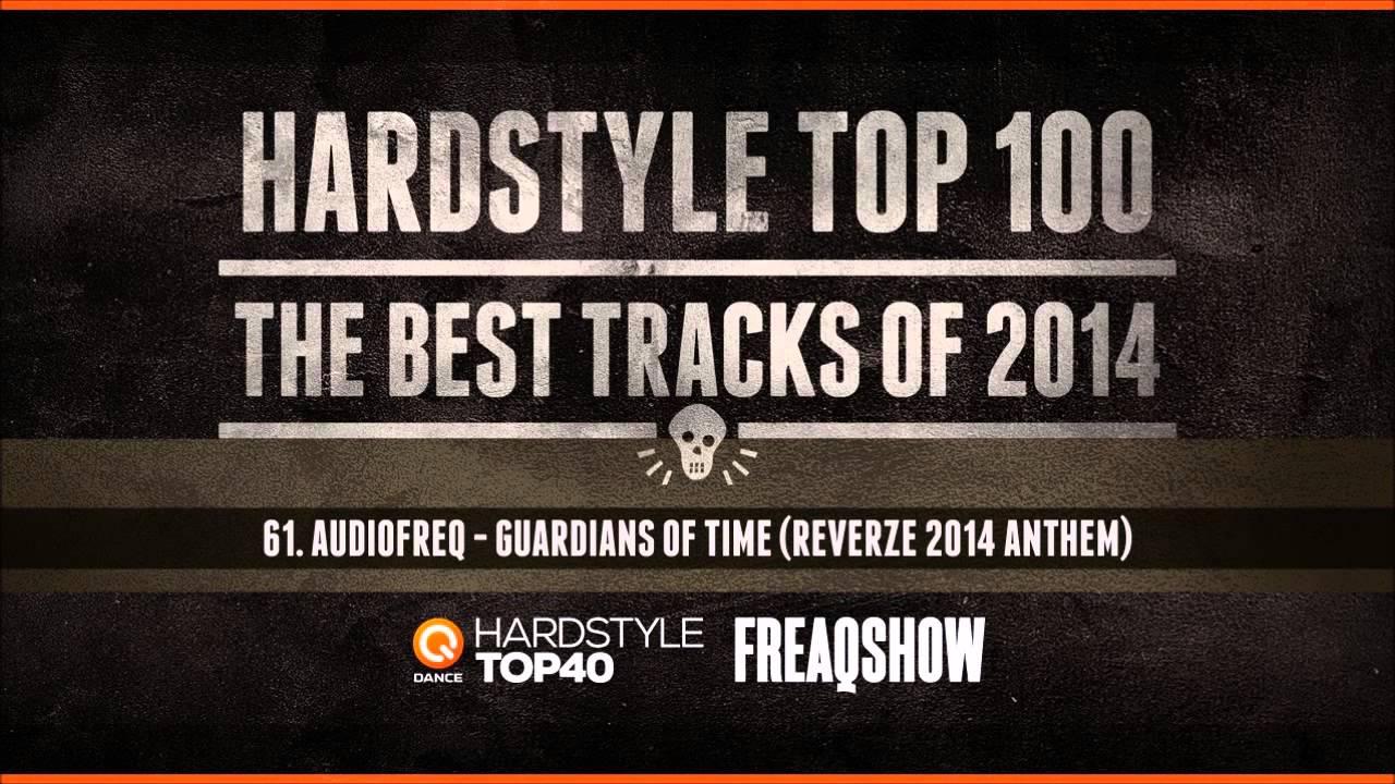 fearfm hardstyle top 40 april 2012