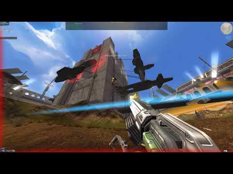 volt vs id - Wackety Capper - Map: Spiridian - 3/7/2005 - Tribes Vengeance Oceanic 4K