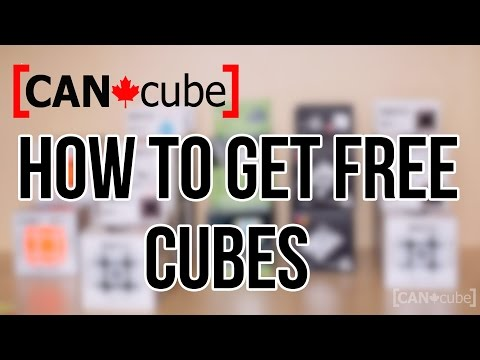 HOW TO GET FREE CUBES!