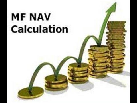 Calculating Net Asset Value (NAV) of a Mutual fund