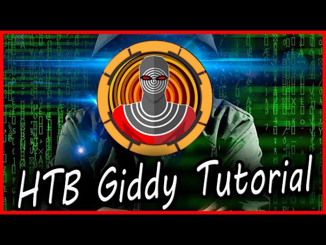 HackTheBox Giddy Walkthrough Tutorial - Unifi Video Exploit