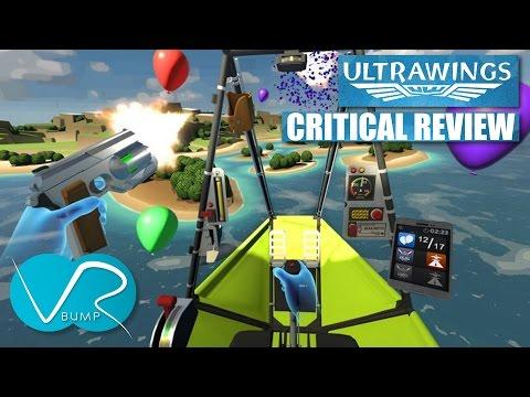 ULTRAWINGS VR - OCULUS RIFT - CRITICAL REVIEW  -  VR BUMP