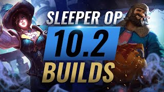 10 NEW Sleeper OP Builds That Almost NOBODY USES in Patch 10.2 - League of Legends Season 10