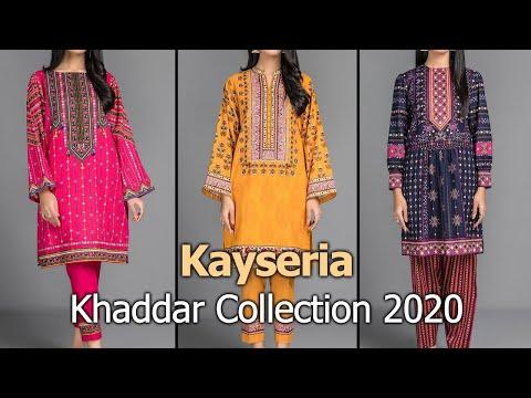 New KAYSERIA Designer Winter Dresses 2020 | Latest Pakistani Winter Collections