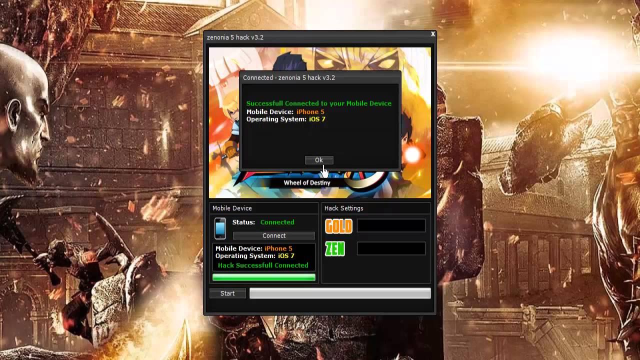 zenonia 5 offline mod zen hack