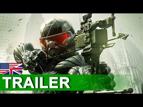 CRYSIS 3 - Official FULL Gameplay Announce Trailer (2013) | Full-HD