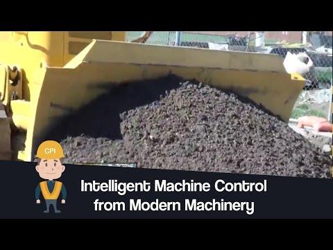 Intelligent Machine Control 🔑  Modern Machinery - H&H Earthworks - Intelligent Machine Control