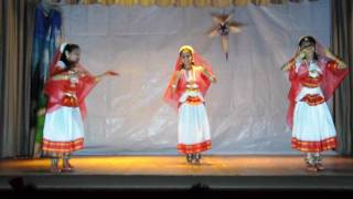 Indian Classical Dance - Christian