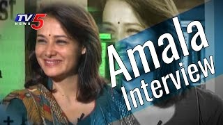 Amala Akkineni Exclusive Interview Life Is Beautiful TV5 News