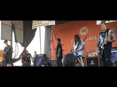 Capsize fire guitarist Nick Lopez and cancel tour regarding allegations...