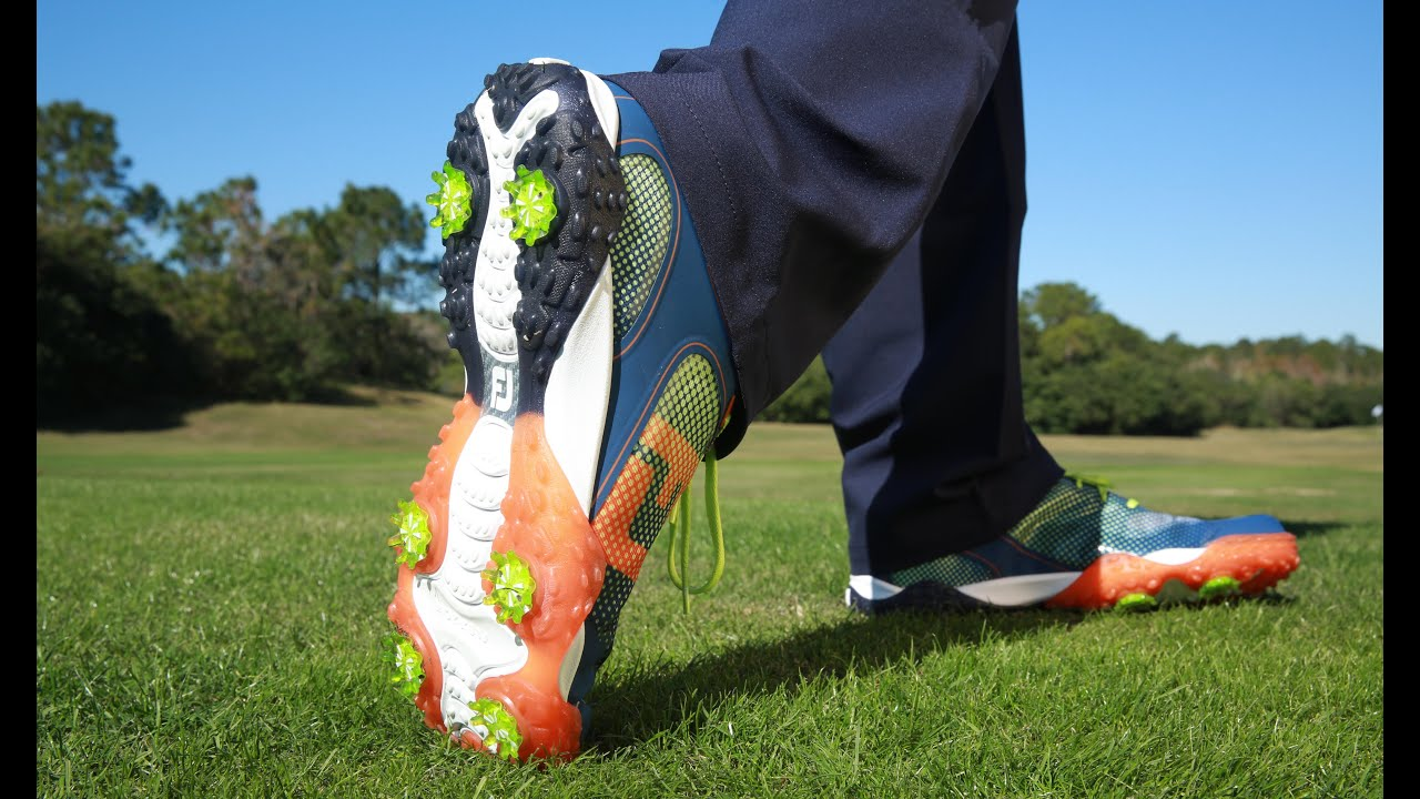 FootJoy FreeStyle Shoe Review - YouTube 914c70507