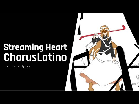 【  Hatsune Miku 】Streaming Heart【Karenzita Hyuga & Amai Tabu】